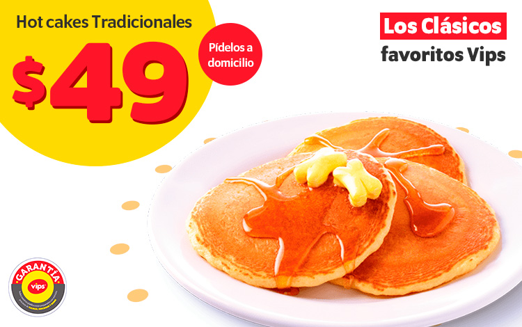 Delivery Hot Cakes